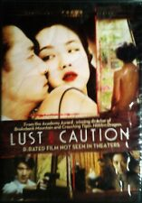Ang Lee's LUST CAUTION (2007) Tony Leung Joan Chen Tang Wei Wang Leehom SEALED