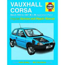buy paper vauxhall opel car service repair manuals ebay rh ebay co uk opel corsa b repair manual pdf opel corsa b owners manual