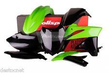 Kit plastiques Polisport  Couleur Origine Kawasaki KX250F  Année 2012-2013