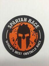 Spartan Race Kids Race Patch - Mud Run - Obstacle Races - Orange