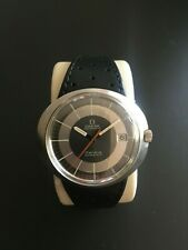 Vintage Omega Geneve Dynamic Automatic Date Stainless Steel Men's Watch