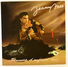 """12"""" LP - Jeanne Mas - Femmes D'Aujourd'hui - B2372 - washed & cleaned"""