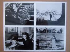 Film Stills  1980's  four on one sheet  8 x 10 inch  Gone With The Wind (G/1)