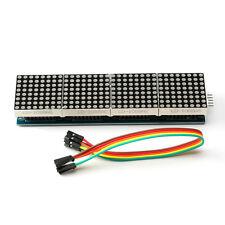 MAX7219 Dot led matrix MCU control LED Anzeigen Modul NEU für Arduino Raspberry