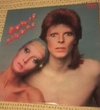 DAVID BOWIE PINUPS 1973 VINYL LP ORIGINAL AUSTRALIAN PRESSING RCA APLI 10291