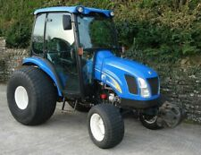 New Holland TC35,40,45 A & DA Tractor Service Repair Technical Manual