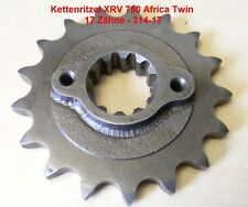 Honda xrv 750 Africa twin, rd04, rd07, pignon 17 dents, 314-17, sprocket pignon