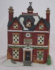 Department Dept 56 Dickens' Village Series Boarding & Lodging School #43 5810-6