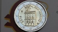 2 euro 2016 unc Saint Marin San Marino euros Palais Ducal Сан - Марино