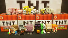 Minecraft Mini-Figures Series 25 TNT Mattel Mojang 2021 Complete Sets & You Pick For Sale