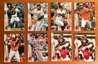 Baltimore Orioles Lot with Rainbow, Refractor, Chrome, Inserts — 130+ Cards!