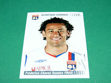 N°230 F. CHAVES GUEDES FRED  LYON OL GERLAND PANINI FOOT 2009 FOOTBALL 2008-2009
