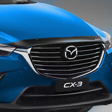 New Genuine Mazda CX-3 DK Bonnet Protector Smoked Tinted Accessory Part DK11ACBP