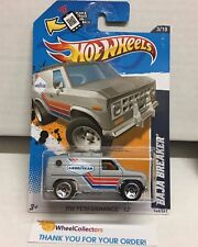 Baja Breaker #143 * GREY * Kmart Only Color * 2012 Hot Wheels * NB16