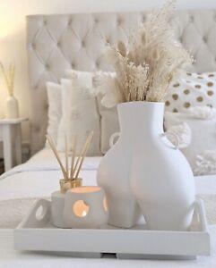 'Love handles' Vase, Body Vase, Female Body Vase, Bum Vase, Home Decor