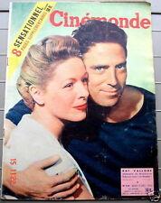 Cinémonde Dec. 1955  La vérité sur la vie de Marilyn II