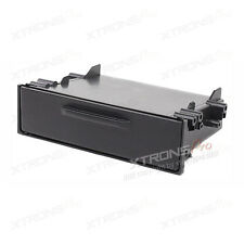 Universal Car DVD Stereo Radio Dash Pocket Storage Box with Cover Toyota Nissan