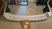 NEW REAR BUMPER COVER WHITE FITS 2007-2014 CADILLAC ESCALADE ESV 20951796