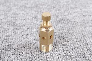 1/8BSP Adjustable Pneumatic Muffler Silencer Air Flow Control