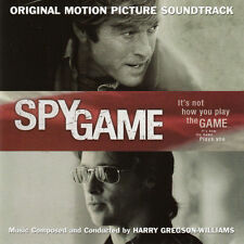 cd  SPY GAME  ORIGINAL MOTION PICTURE   NUOVO  Siae  SIGILLATO