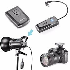 Neewer 16 Channel Wireless Studio Flash Trigger+Receiver Set FOR CANON NIKON