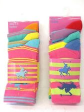 Logo Machine Washable Everyday Socks for Women