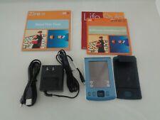 Palm One Zire 31 Handheld Pda Organizer Blue Pilot touchscreen Needs New Battery