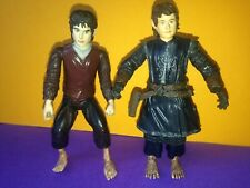 Two Lord of the rings action figures