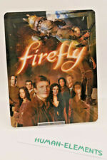 FIREFLY - 3D LENTICULAR Flip Magnet Cover TO FIT bluray steelbook
