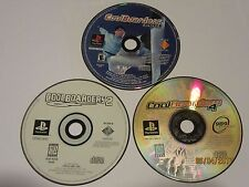 Playstation 1 - Lot Of 3 COOL BOARDERS Games - Disc Only