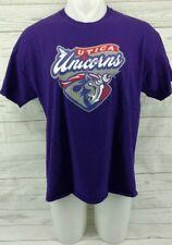 Utica Unicorns USPBL Minor League Baseball Logo Jersey T Shirt XL