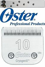 "MOSER 1245 MAX 45 Oster Cabezal 1,6mm Cryogen-X ""Nuevo"""
