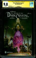 Power of the Dark Crystal 1 CGC SS 9.8 Taron Egerton star Kingsman & Rocket Man