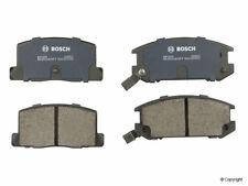 Bosch QuietCast Disc Brake Pad fits 1985-2005 Toyota MR2 MR2 Spyder  WD EXPRESS