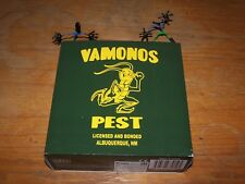 BREAKING BAD Walter White Vamanos Pest Mezco Figure