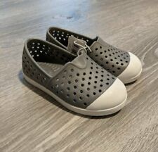 New Old Navy Toddler Perforated Water Shoes Gray  Size 7