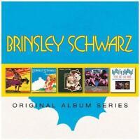 BRINSLEY SCHWARZ  - 5CD ORIGINAL ALBUM SERIES (NEW/SEALED)