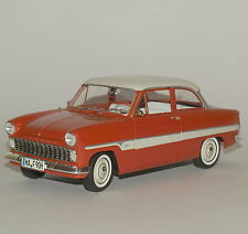"REVELL 08879 FORD ""Strisce-TAUNUS"" 12m Coupe IN Rosso laccato, OVP, 1:18, k002"