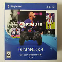 Sony DualShock 4 Wireless Controller FIFA 21 Bundle for PlayStation 4