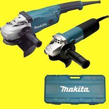 MAKITA Winkelschleifer-Set DK0052G mit GA9020R 230 mm + 9558NBR 125 mm im Koffer