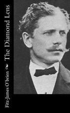The Diamond Lens by Fitz-James O'brien (2016, Paperback)
