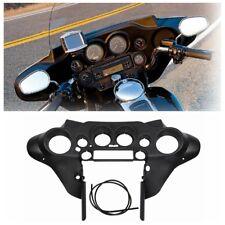 Black Front Inner Fairing For Harley Davidson Electra Road King Street glide