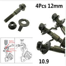 Wheel Alignment Camber Bolt Steel No Cutting& drilling For Most Vehicles X 4pcs