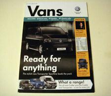 Volkswagen Transporter Car Brochures
