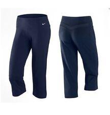 Nike Calf Length Cotton Blend Activewear for Women