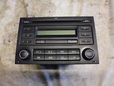 2006 VW VOLKSWAGEN POLO RADIO