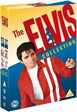 ELVIS PRESLEY COLLECTION 6-FILMS JAILHOUSE ROCK VIVA LAS VEGAS SPINOUT R4 DVD
