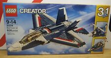 NEW Lego Creator 31039 3-In-1 Blue Power Jet 608 Pc. Helicopter Boat