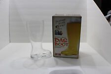 High Quality Oktoberfest Style Glass Beer Boot - Das Boot Glass Beer Mug 9.5""
