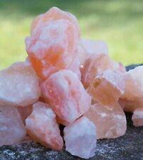 Rose D'Himalaya Morceaux / Pièces Semelle Rock 7.6-12.7cm Sel Bio Santé Bain Spa